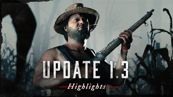 Hunt Showdown : La mise à jour 1.3 est là, nouveaux monstres à la clé