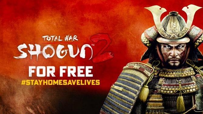 Total War Shogun 2 se récupère gratuitement la semaine prochaine