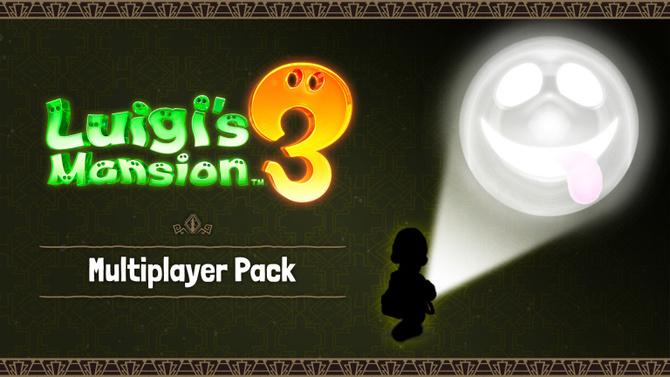 Luigi's Mansion 3 : Le second DLC arrive avec de nouveaux modes, et corrige de nombreux bugs