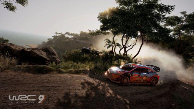 WRC 9 aussi sur PS5 et Xbox Series X, première vidéo, direction la Nouvelle Zélande