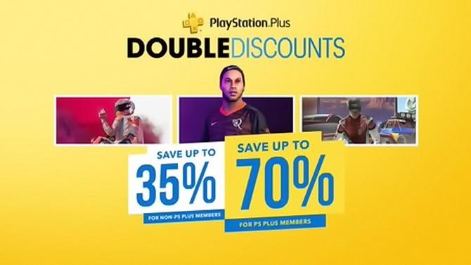 PlayStation Store : Les offres Double Réductions lancées sur des dizaines de jeux PS4