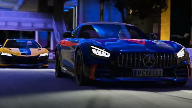 Project CARS 3 se révèle en vidéo 4K, sortie prévue cet été