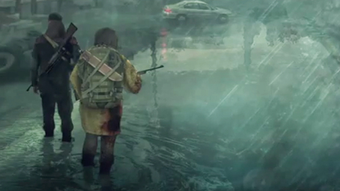"Microsoft and Capcom worked on a reboot of Dead Rising ""killer of Last of Us,"" the news"