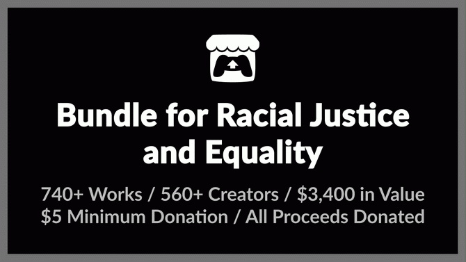 Black Lives Matter : itch.io propose un énorme bundle de 1427 jeux à moins de 5 € en soutien au mouvement (MAJ)