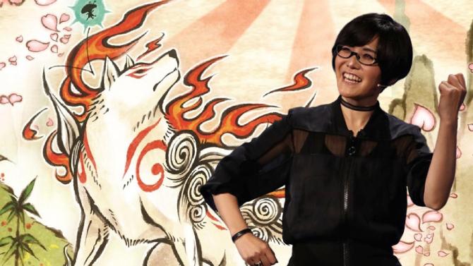 Okami : Ikumi Nakamura continue de croire qu'une suite est possible, avec Hideki Kamiya