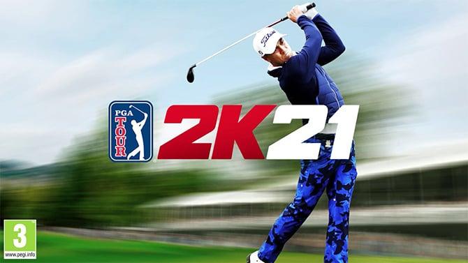 PGA Tour 2K21 dévoile quelques jolis coups avec 8 minutes de gameplay commentées