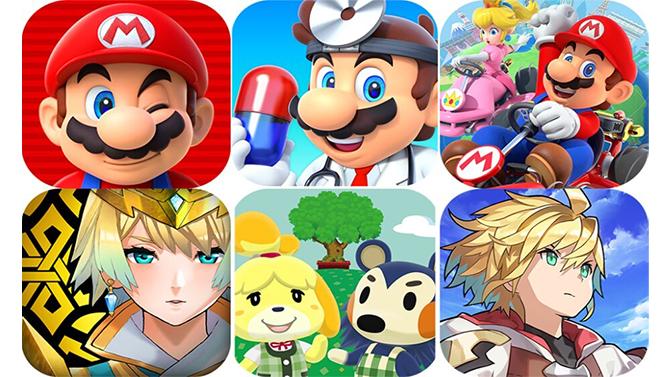 Nintendo : Après de mauvais résultats, le jeu mobile pourrait être mis de côté