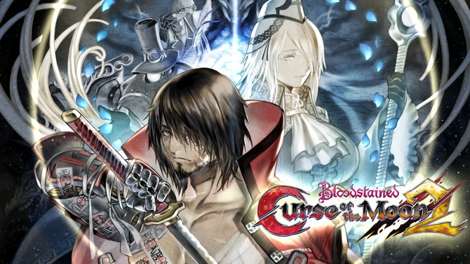 Bloodstained Curse of the Moon 2 dj dat, with multiplayer