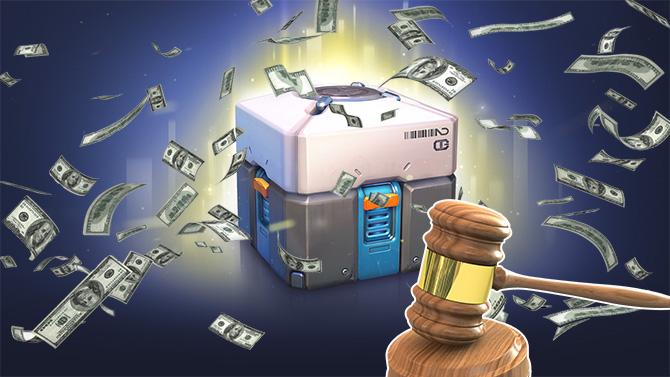 Loot boxes : La chambre des Lords appelle à les requalifier en jeux d'argent outre-Manche