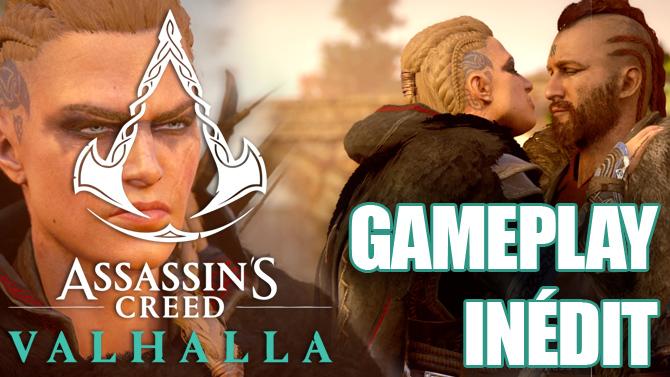 Assassin's Creed Valhalla : Nos premières impressions refroidies après 4 heures de jeu