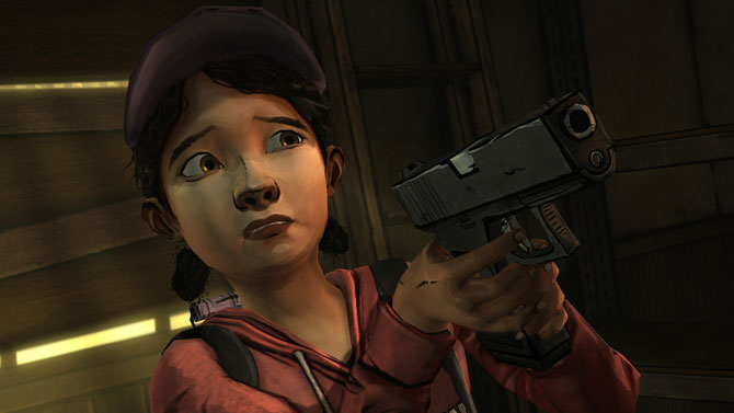 The Walking Dead : Le retour de Clementine teasé ?