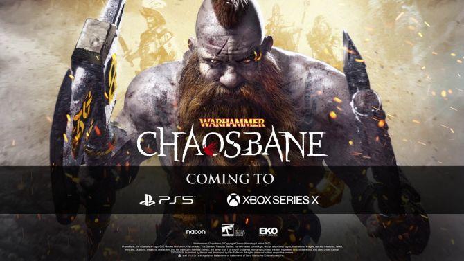Warhammer Chaosbane : Le jeu aura droit à sa version PS5 et Xbox Series X