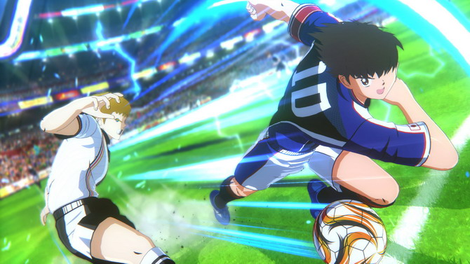 Captain Tsubasa Rise of New Champions Announces and Introduces Online Modes