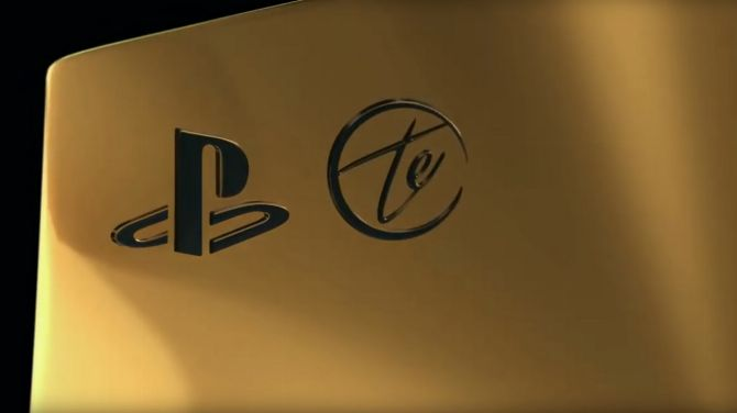 The PS5 in gold or platinum?  Coming soon in UK