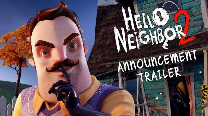 Xbox Games Showcase : Hello Neighbor 2 annoncé, du gameplay montré