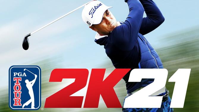 PGA Tour 2K21 dévoile ses nombreux parcours avec un caddie rempli de vidéos