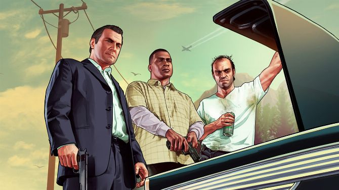 Digital booms profits, GTA V hits 135 million