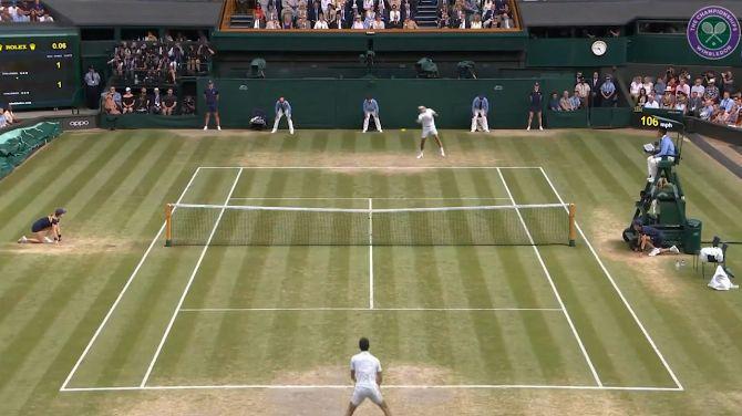 """Des chercheurs américains créent un """"jeu"""" de tennis vraiment photoréaliste, infos et vidéo"""