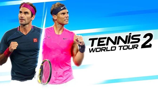 Tennis World Tour 2 : Nos impressions tantôt liftées, tantôt slicées