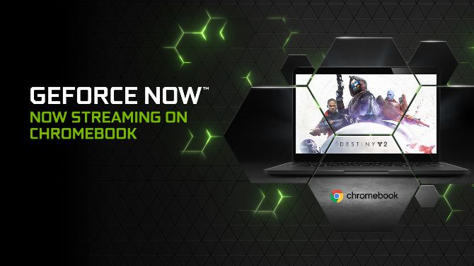 Nvidia annonce la Bêta de GeForce NOW sur ChromeOS