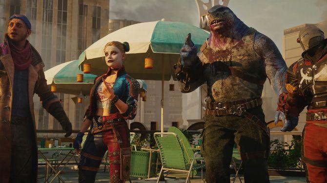 Suicide Squad Kill the Justice League s'annonce sur PS5, Xbox Series X et PC en vidéo