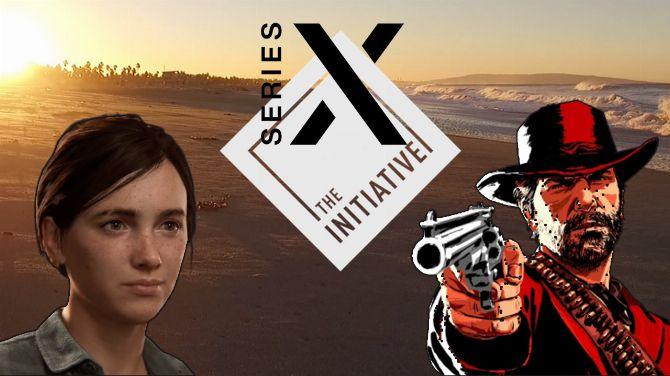 Xbox Games Studios : The Initiative recrute d'anciens Rockstar et Naughty Dog