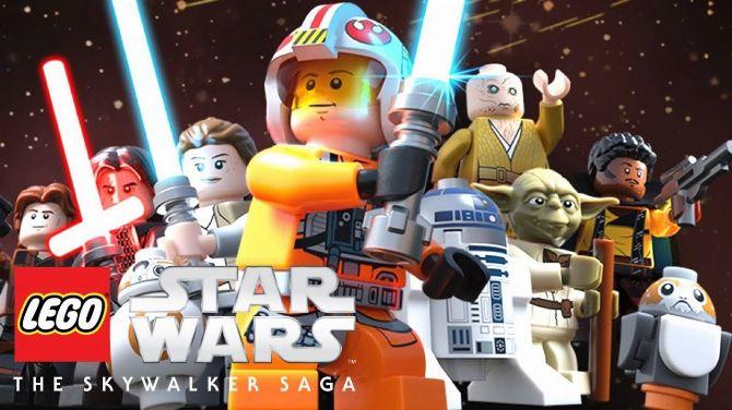 Opening Night Live : LEGO Star Wars La Saga Skywalker dévoile une première séquence de gameplay