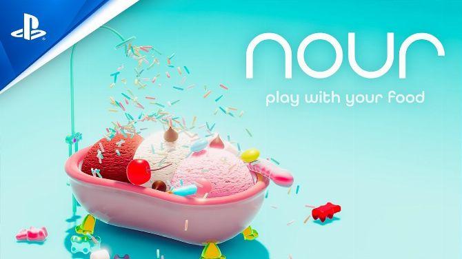 Nour : Play With Your Food s'annonce alléchant sur PS5, la DualSense en feu