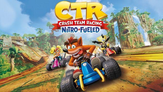 Crash Team Racing Nitro-Fueled : Plus aucune mise à jour de prévue
