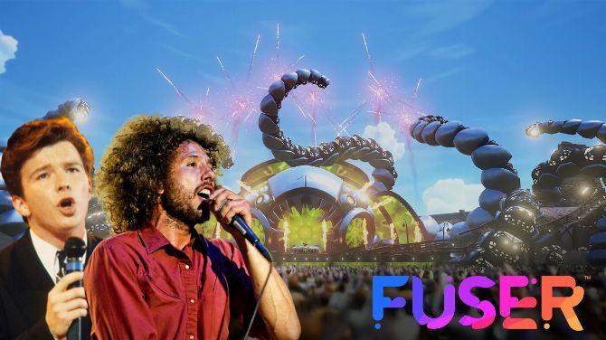 Fuser envoie du lourd avec une douzaine de nouveaux morceaux : Rickroll contre la Machine