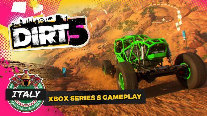 DIRT 5 se montre sur Xbox Series S, alors c'est bien ?