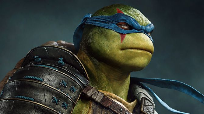 L'art director de God of War (PS4) recrée les Tortues Ninja, les images