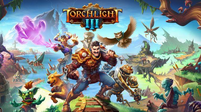Torchlight 3 finalise sa date de sortie sur PC, PS4 et Xbox One