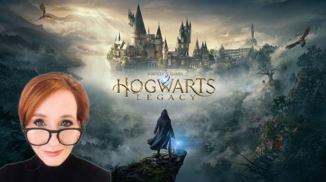Harry Potter Hogwarts Legacy : Le patron de Warner Bros. Games s'exprime sur la transphobie de J.K. Rowling