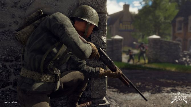 Enlisted sera une exclusivité temporaire Xbox Series X temporaire