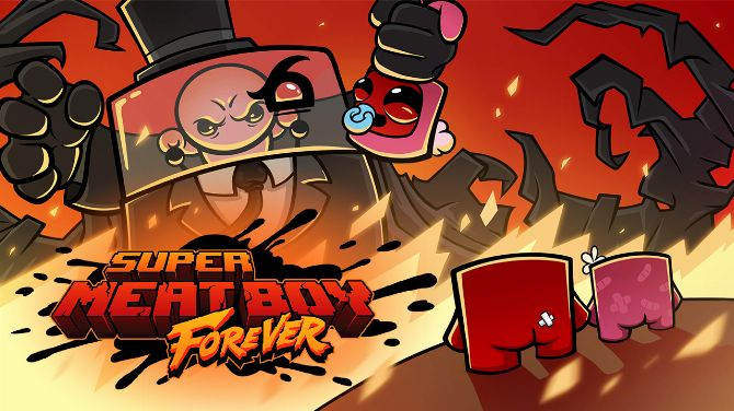Super Meat Boy Forever : Du gameplay et quelques précisions techniques pour l'arlésienne