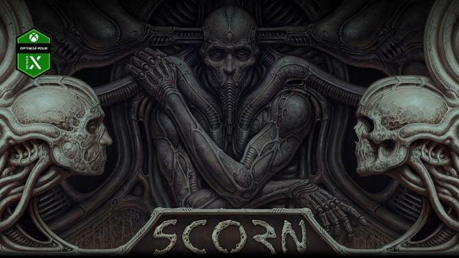 Scorn (Gi)gère avec 13 minutes de gameplay horrifique