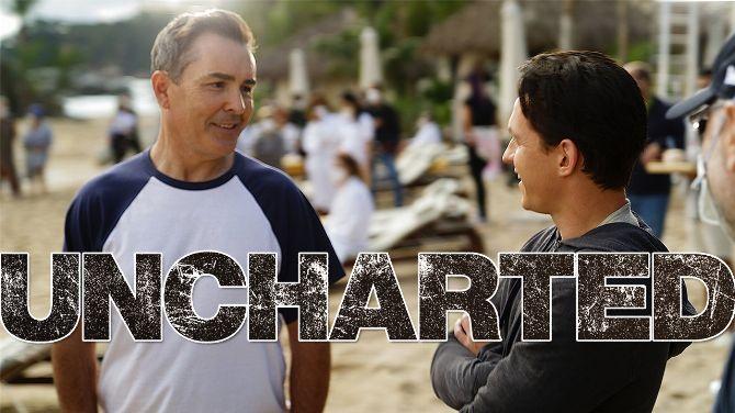 Uncharted le Film : Le Nathan du film rencontre celui du jeu, les photos officielles du tournage [MAJ]