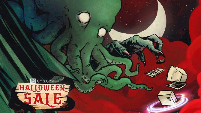 GOG démarre les soldes d'Halloween, jusqu'à -91% sur des centaines de jeux