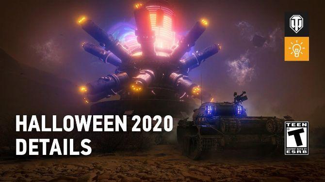 World of Tanks prépare son événement pour Halloween