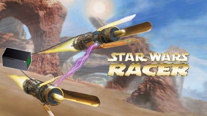Star Wars Episode 1 Racer : La version Xbox One arrive par surprise, les Xbox Series concernées