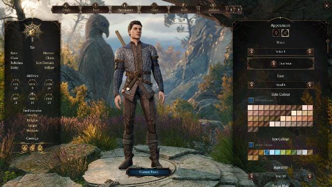 Baldur's Gate 3 donne des infos sur le personnage le plus choisi par les joueurs