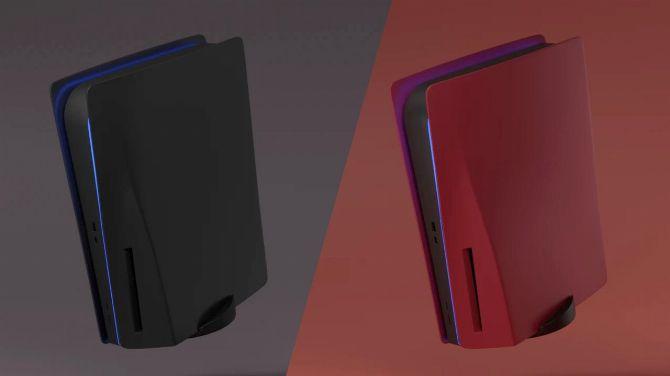 PS5 : Sony fait changer de nom au fabricant de plaques interchangeables