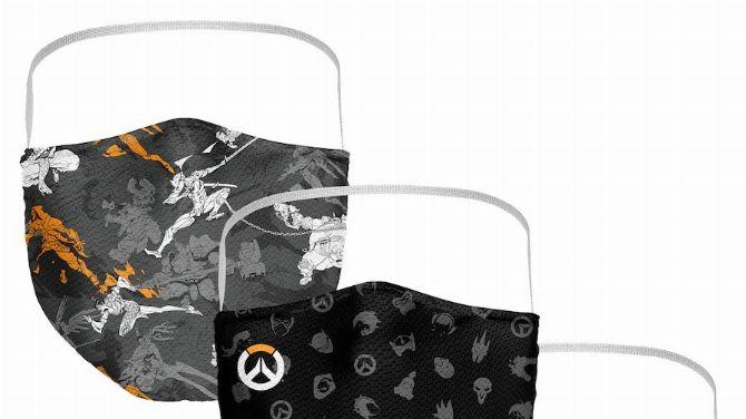 Blizzard : Vous pouvez maintenant acheter des masques anti COVID à l'effigie de leurs jeux