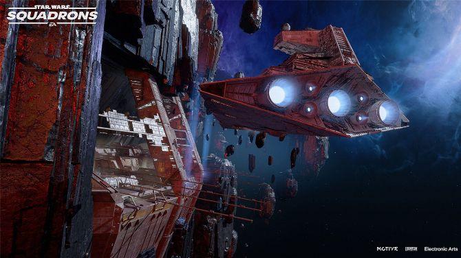 Star Wars Squadrons : Maps et vaisseaux inédits en approche
