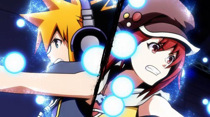 The World Ends With You : L'anime annonce sa date de diffusion dans une vidéo saillante