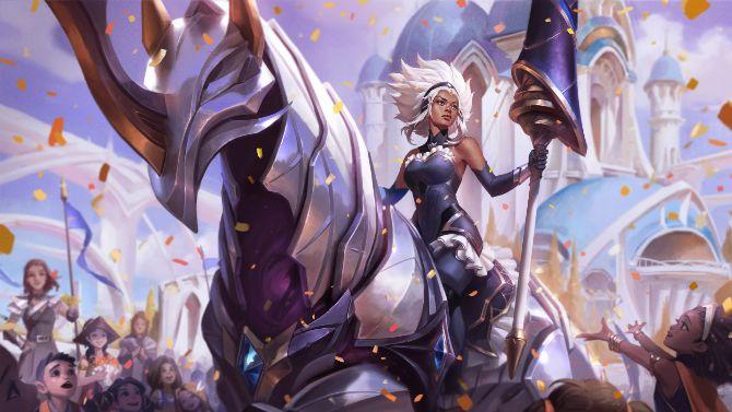 League of Legends : Voici les prochains skins Reine du Combat, avec Rell