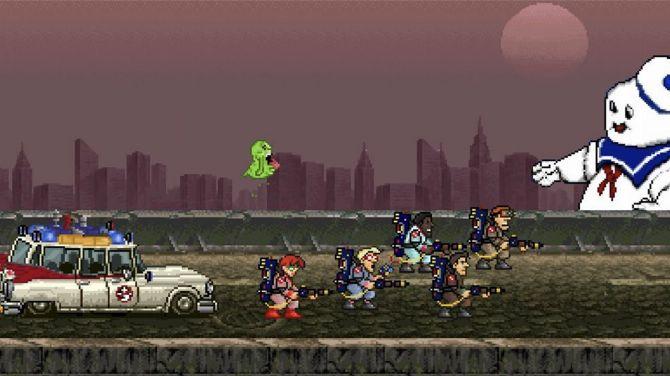 Ils développent un Metal Slug à la sauce Ghostbusters, premières images et vidéo
