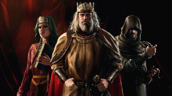 Crusader Kings III : La mise à jour 1.2 est là avec l'ajout d'un éditeur de personnage