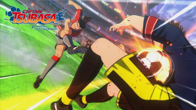 Captain Tsubasa Rise of New Champions : Les nouveaux joueurs se présentent, la MAJ est arrivée